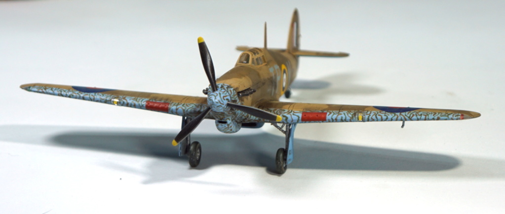 [ARMA HOBBY] Hurricane Mk I metal wing 1/72 -- 73sq Flight B James DENIS (FINI) - Page 9 Arma_936