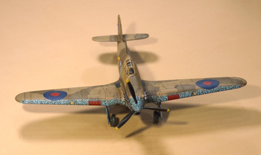 [ARMA HOBBY] Hurricane Mk I metal wing 1/72 -- 73sq Flight B James DENIS (FINI) - Page 9 Arma_938