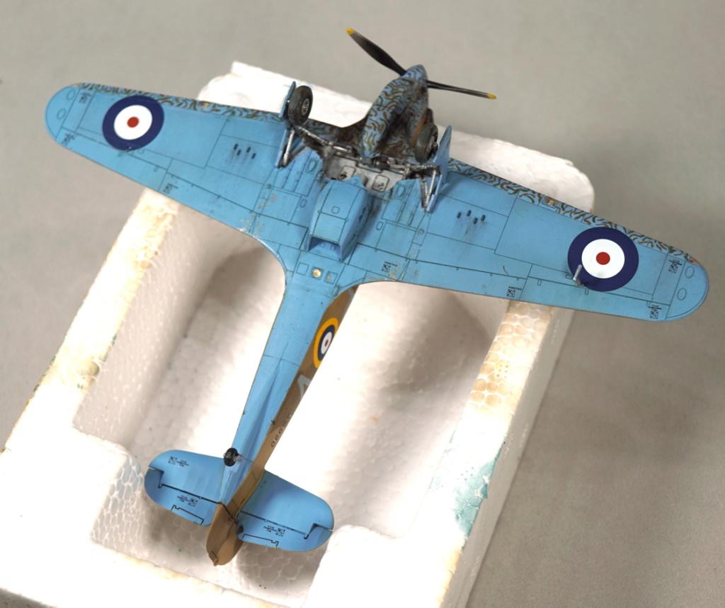 [ARMA HOBBY] Hurricane Mk I metal wing 1/72 -- 73sq Flight B James DENIS (FINI) - Page 9 Arma_939