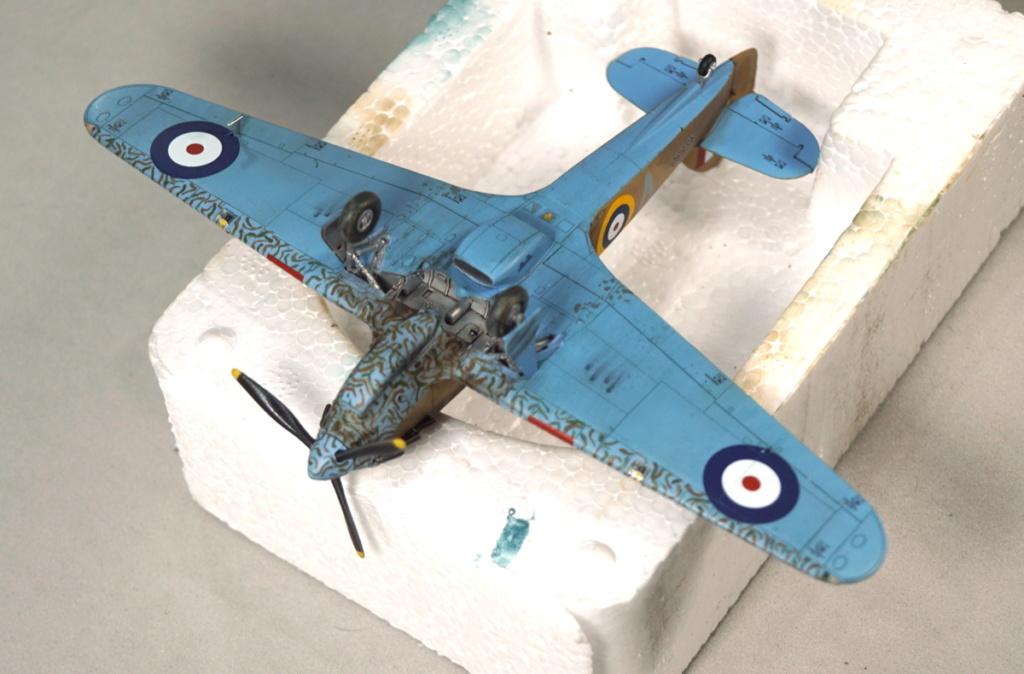 [ARMA HOBBY] Hurricane Mk I metal wing 1/72 -- 73sq Flight B James DENIS (FINI) - Page 9 Arma_940