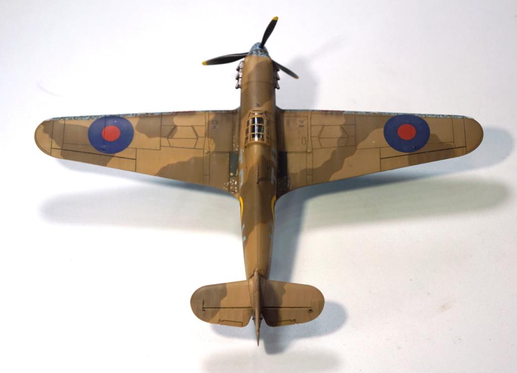 [ARMA HOBBY] Hurricane Mk I metal wing 1/72 -- 73sq Flight B James DENIS (FINI) - Page 9 Arma_942
