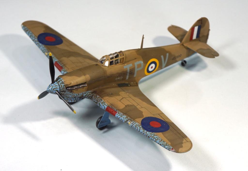 [ARMA HOBBY] Hurricane Mk I metal wing 1/72 -- 73sq Flight B James DENIS (FINI) - Page 9 Arma_943