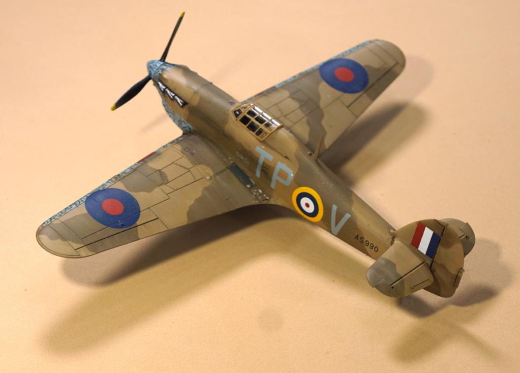 [ARMA HOBBY] Hurricane Mk I metal wing 1/72 -- 73sq Flight B James DENIS (FINI) - Page 9 Arma_944