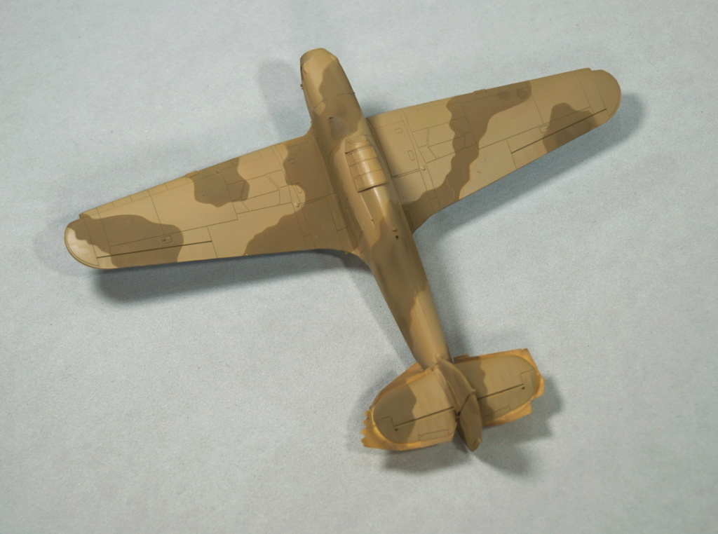[ARMA HOBBY] Hurricane Mk I metal wing 1/72 -- 73sq Flight B James DENIS (FINI) - Page 6 Arma_d10