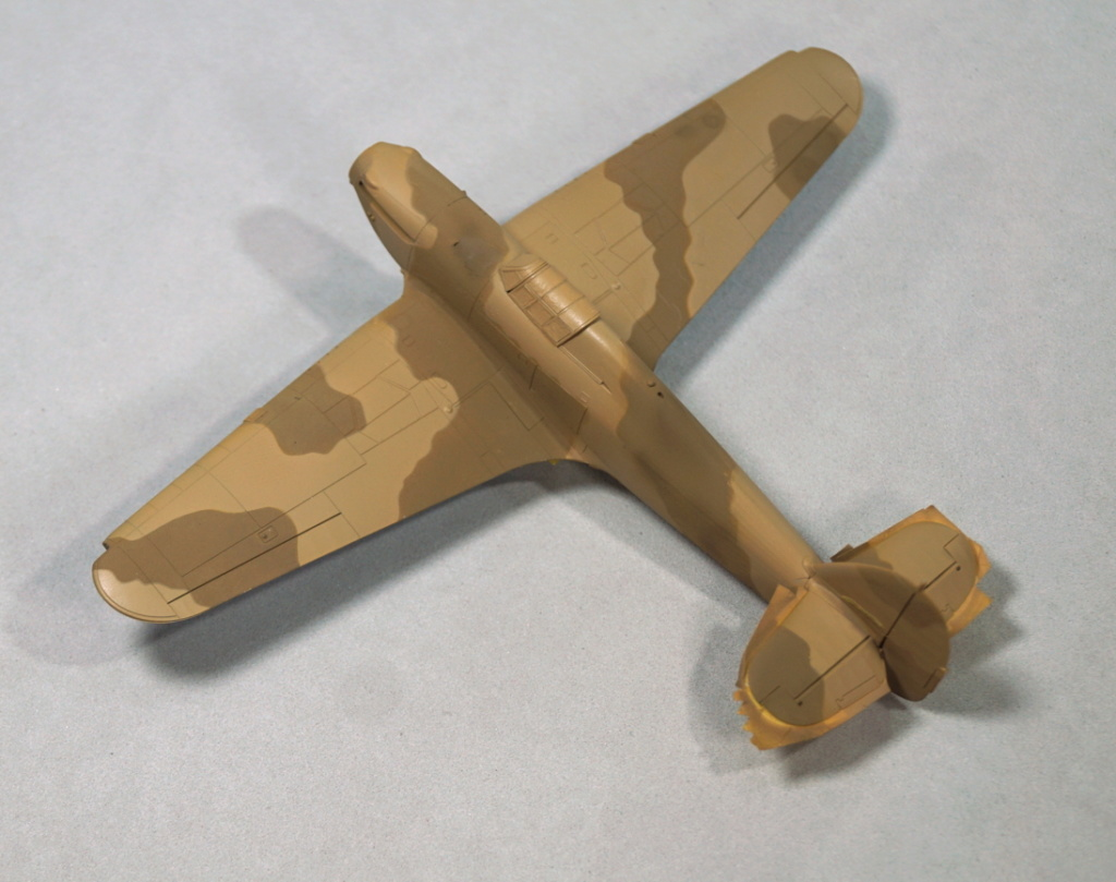 [ARMA HOBBY] Hurricane Mk I metal wing 1/72 -- 73sq Flight B James DENIS (FINI) - Page 6 Arma_d12