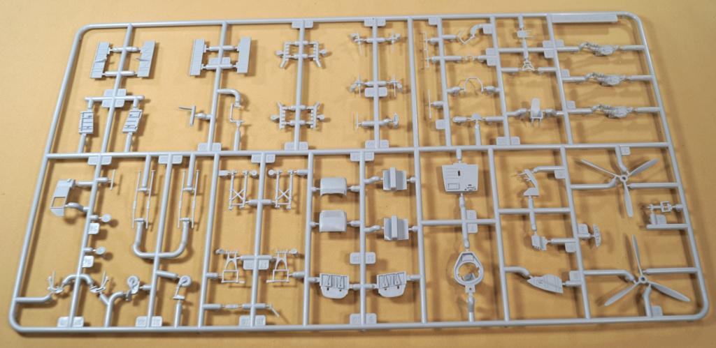 pinasse - AIRFIX - 1/72 - HEINKEL 111 H1/H5VIP... future PINASSE, AUNIS! (Mise en place des trains) Captu222