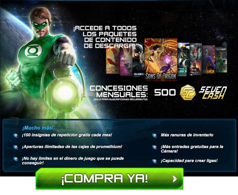 Oferta especial: ¡Suscripción legendaria rebajada! - 22/11/13  Nginx_11