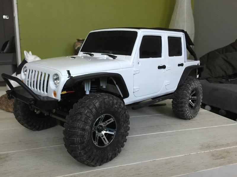 Mon Jeep a l'échelle 1/10  - Page 3 Img_3818