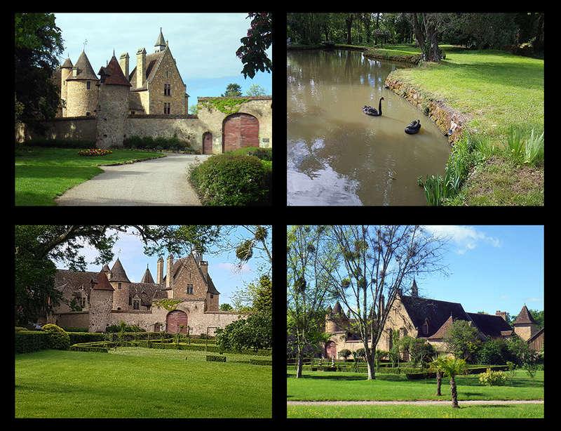 Bourse dans le château de Peufeilhoux à Vallon en Sully (03)- Les 13/14 Mai 2017 - Page 2 Peufei10