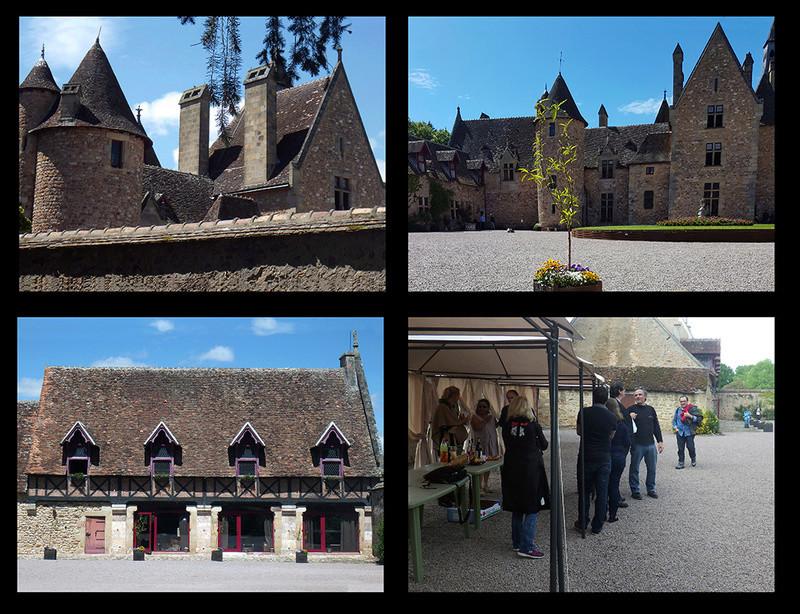 Bourse dans le château de Peufeilhoux à Vallon en Sully (03)- Les 13/14 Mai 2017 - Page 2 Peufei12