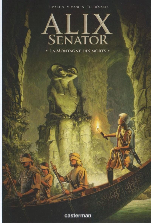 Alix Senator 6 : La Montagne des Morts Alix_010
