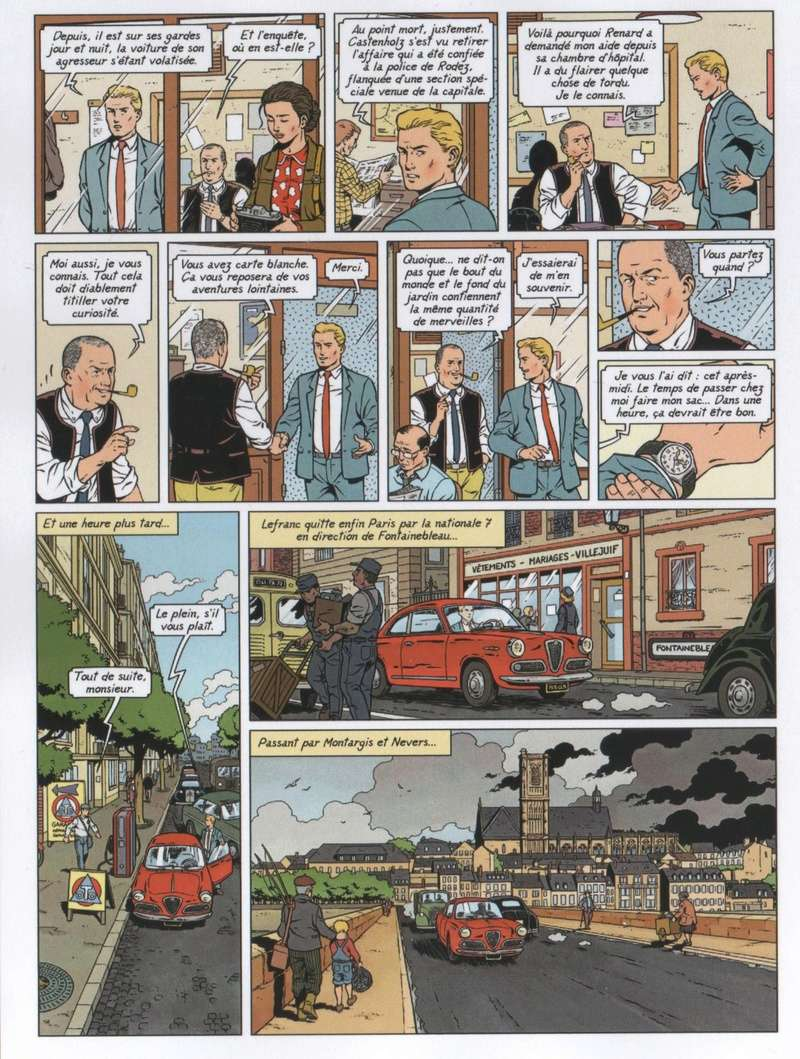 Le principe d'Heisenberg, par François Corteggiani et Christophe Alvès Lefran10