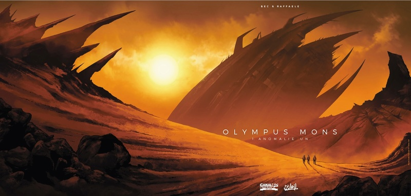 Couvertures d'albums - Page 6 Olympu10