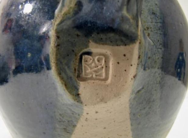 RL mark Roger and Jean Leyshon, Kings Lodge Pottery Img_5212