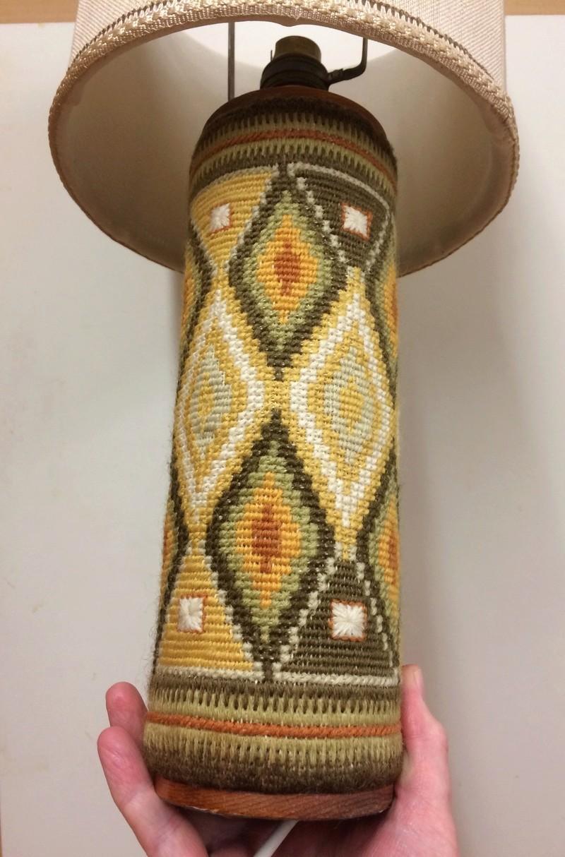 Carpet lamp Img_8315