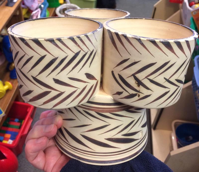 Unknown vase - JP mark Img_8723