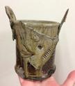 Woodfired Japanese vase - Shigaraki or Iga ware Img_0111