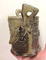 Woodfired Japanese vase - Shigaraki or Iga ware Img_0112