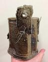 Woodfired Japanese vase - Shigaraki or Iga ware Img_0114