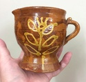 Small slipware jug, French?  Img_4119
