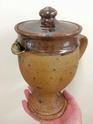Pedestal jug, France - Possibly Pierre Digan Img_8518