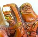 Claudio Pulli - Sardinian cavalcade horse and riders figurine  Img_9719
