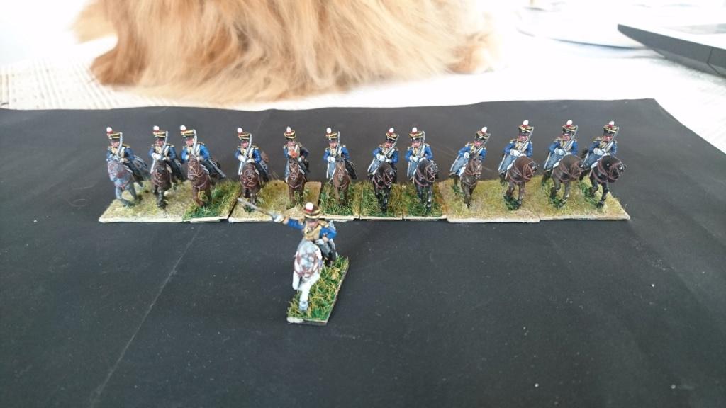 Cavalerie légère britannique 1815; Italeri 1/32 Mes_li10