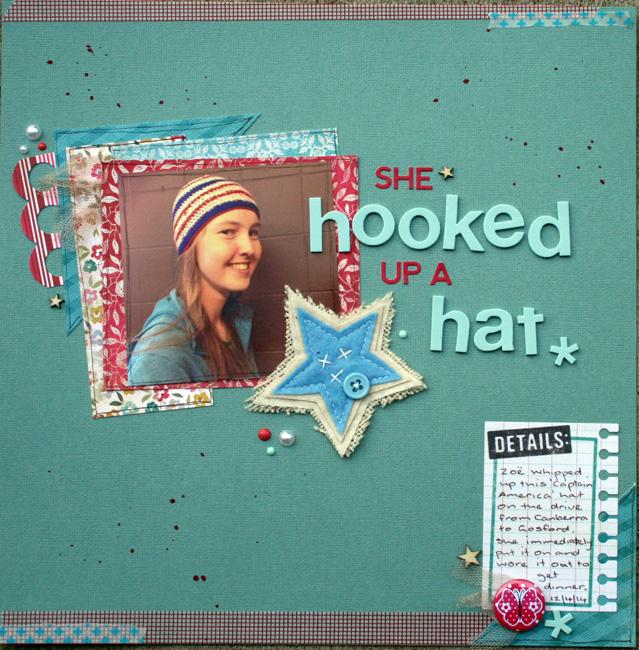 Scraplifting Raquel Hooked10