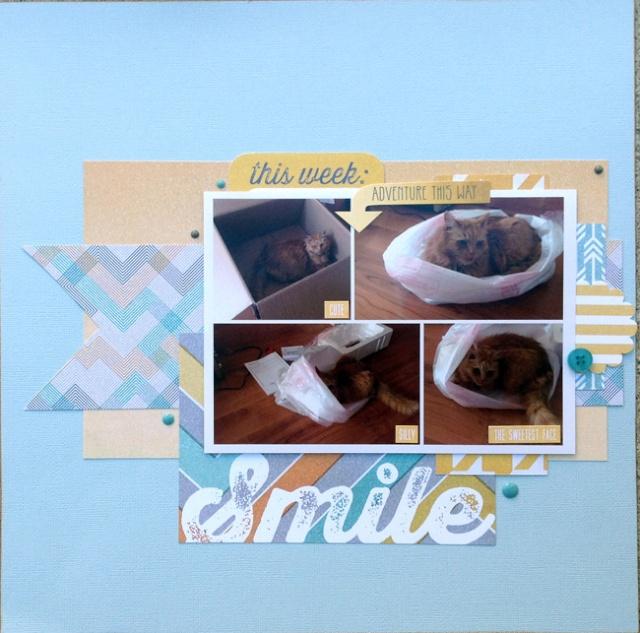 Sarah's Tic Tac Toe challenge Smile11