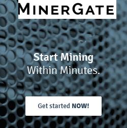 mineraçao de bitcoin e so na minergate minere ja
