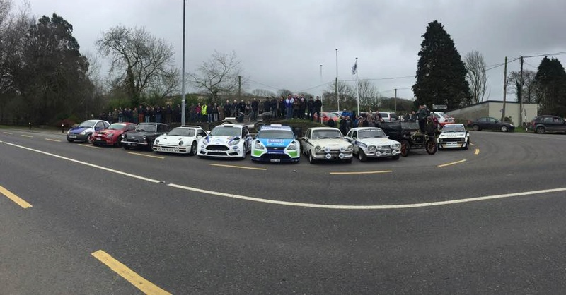 West Cork Rally 40 years on Ford_210