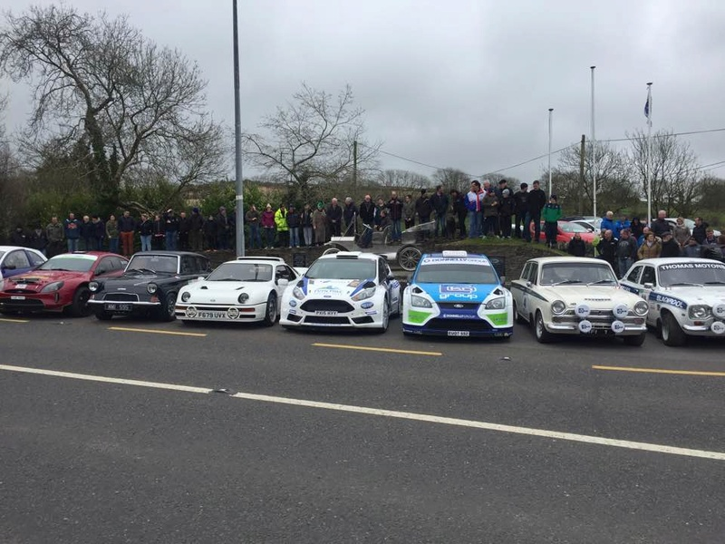West Cork Rally 40 years on Ford_w10