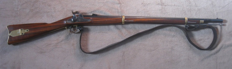 Chiappa Enfield 1858.  - Page 2 Zouave10
