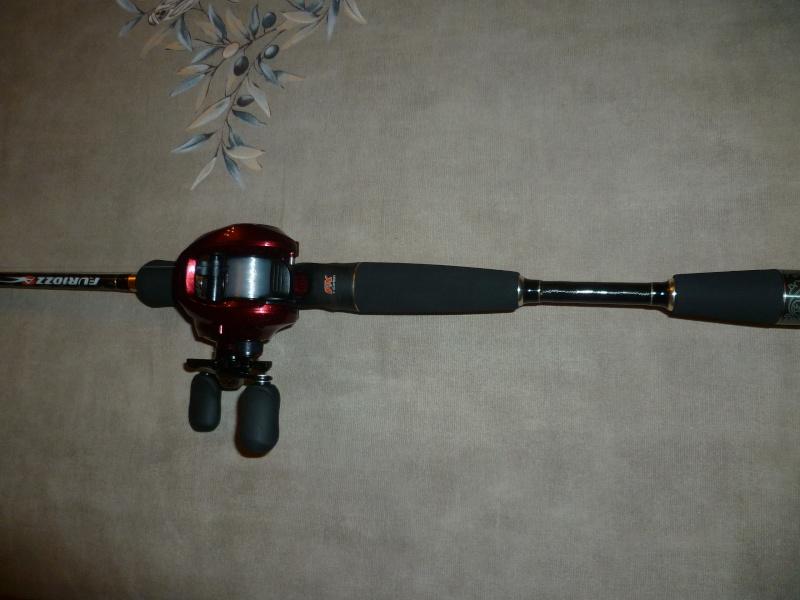 Quel moulinet pour une casting 5-21 - Shimano XT scorpion 1001 - Page 2 P1040422
