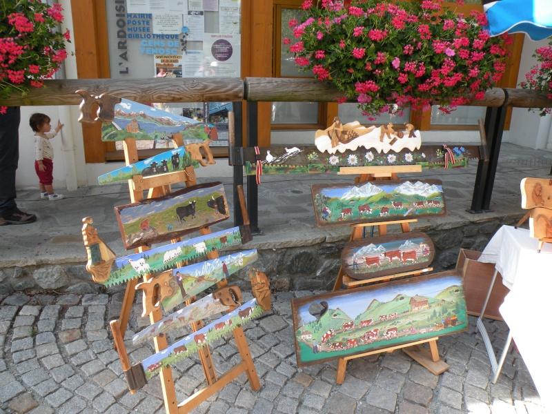 Sites et Paysages A la rencontre du Soleil (Isère) 02510