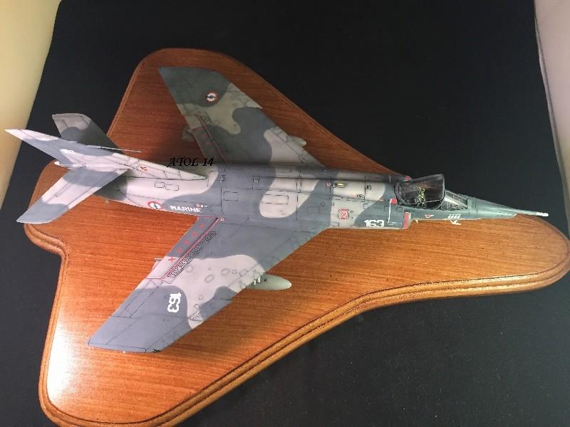 Etendard IV P - Heller - 1/48 (Terminé) Img_6242