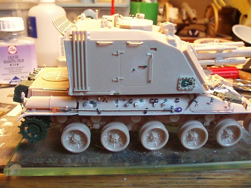 AMX 30 AUF1, [Heller, 1/35] - Page 4 P3130114