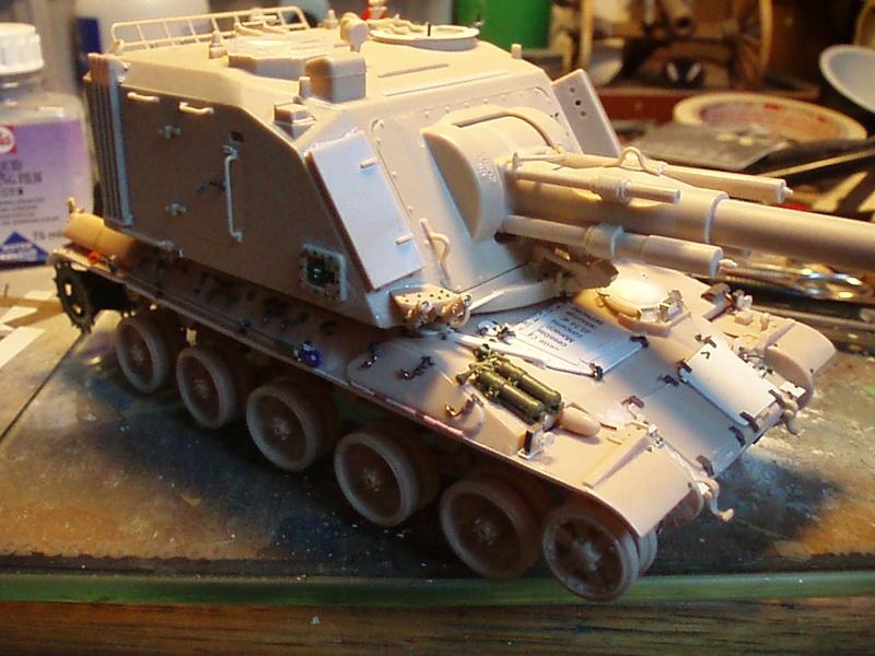 AMX 30 AUF1, [Heller, 1/35] - Page 4 P3130115