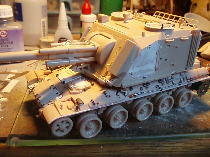 AMX 30 AUF1, [Heller, 1/35] - Page 4 P3130116