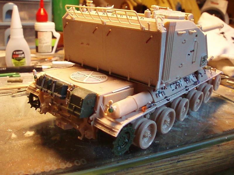 AMX 30 AUF1, [Heller, 1/35] - Page 4 P3130118