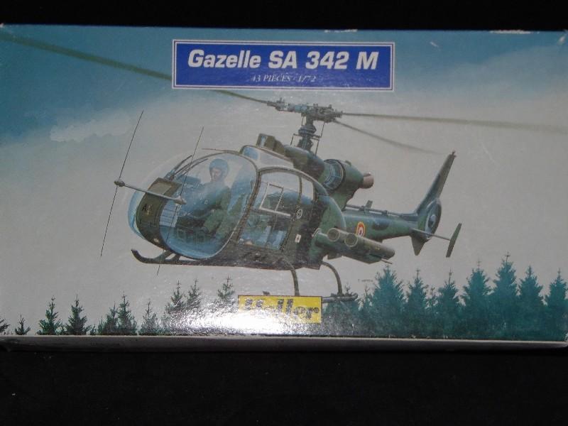 SA 342 M GAZELLE - HELLER - 1/72e - Page 2 Sam_1610