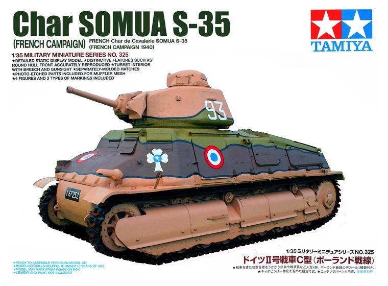TAMIYA - Page 2 Somua10