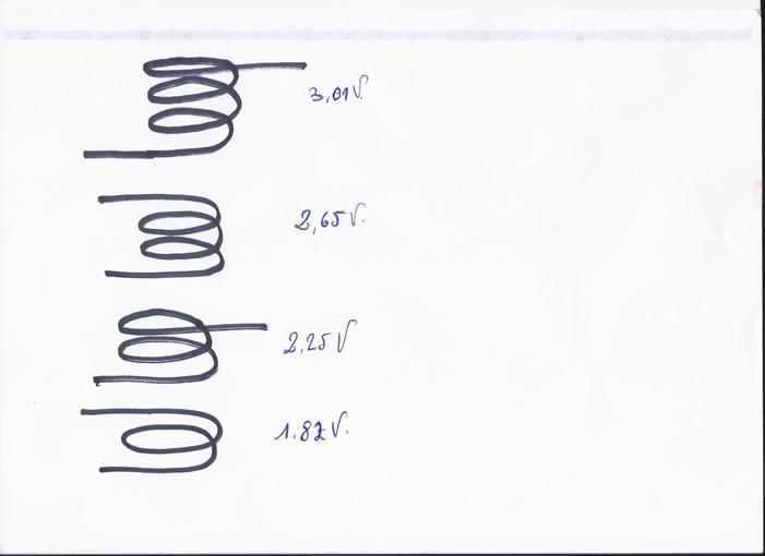 une petite soudeuse par point avec transfo de micro ondes Essai_10