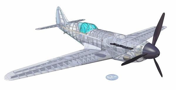 Avec l'impression 3D, il sera possible de faire voler un avion . Dewoit10