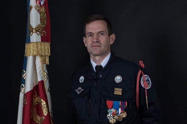 Le colonel Laurent Phelip a pris le commandement du GIGN Phelip10