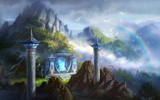Orte und Gebäude in Future Tales 11096910