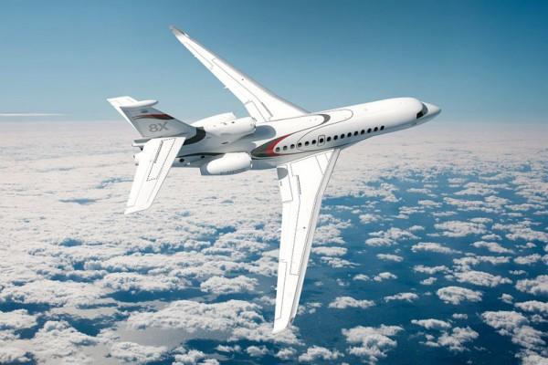 Dassault lance son dernier né : Le Falcon 8X 034_fa10