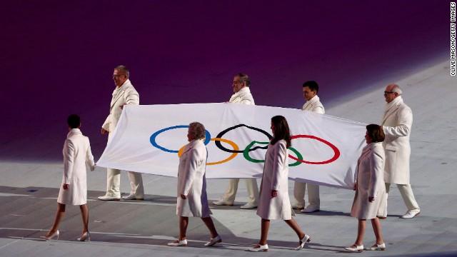 Jeux Olympiques Sotchi 2014 et l'espace 14020710
