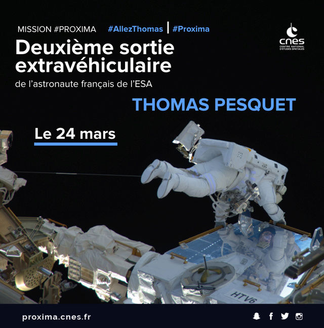 Vol spatial de Thomas Pesquet en novembre 2016 / Soyouz MS-03 / Expedition 50 et 51 - Page 4 17362410