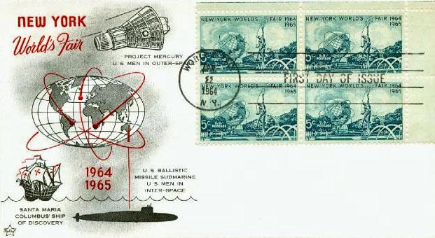 1964 - 2014 / Les 50 ans de la New York World's Fair 1964_013